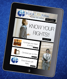 BLICK-LAW-FIRM-NEWSLETTER