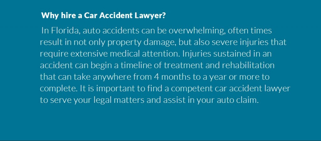 CAR ACCIDENT LAWYER TAMPA  PERSONAL INJURY LAWYER  CARROLLWOOD FL