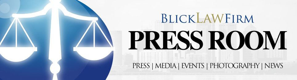 BLICK LAW FIRM PRESS ROOM | MEDIA | EVENTS | NEWS