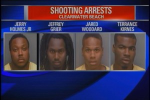 MEMORIAL DAY WEEKEND, ARREST, TAMPA BAY NEWS, TAMPA BAY POLICE, CLEARWATER BEACH SHOOTING